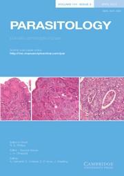 Parasitology Volume 141 - Issue 5 -