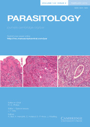 Parasitology Volume 142 - Issue 2 -