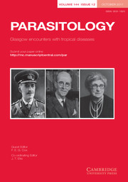 Parasitology Volume 144 - Special Issue12 -  Glasgow encounters with tropical diseases