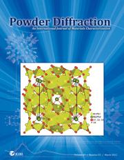 Powder Diffraction Volume 27 - Issue 1 -