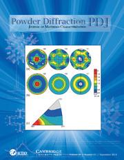Powder Diffraction Volume 29 - Issue 3 -