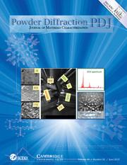 Powder Diffraction Volume 30 - Issue 2 -