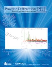 Powder Diffraction Volume 30 - Issue 3 -