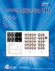 Powder Diffraction Volume 31 - Issue 4 -