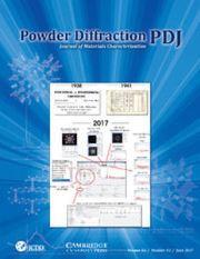 Powder Diffraction Volume 32 - Issue 2 -