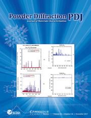 Powder Diffraction Volume 32 - Issue 4 -