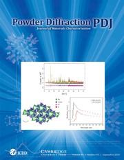 Powder Diffraction Volume 34 - Issue 3 -