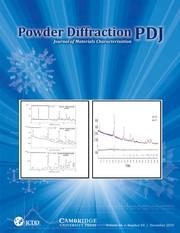 Powder Diffraction Volume 34 - Issue 4 -