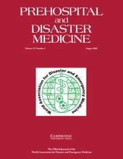 Prehospital and Disaster Medicine