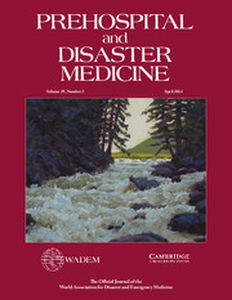 Prehospital and Disaster Medicine Volume 29 - Issue 2 -