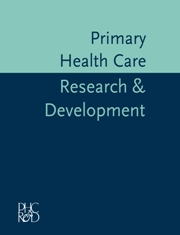Primary Health Care Research & Development