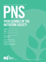 Proceedings of the Nutrition Society Volume 76 - Issue 2 -