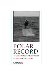 Polar Record Volume 41 - Issue 3 -