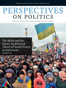 Perspectives on Politics Volume 12 - Issue 2 -