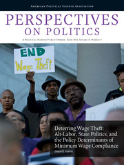 Perspectives on Politics Volume 14 - Issue 2 -