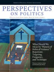Perspectives on Politics Volume 15 - Issue 1 -