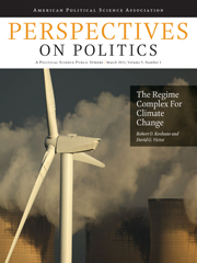 Perspectives on Politics Volume 9 - Issue 1 -