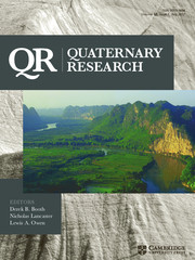 Quaternary Research Volume 88 - Issue 1 -