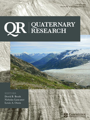 Quaternary Research Volume 88 - Issue 2 -