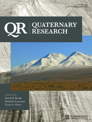 Quaternary Research Volume 89 - Issue 2 -