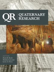 Quaternary Research Volume 90 - Issue 1 -