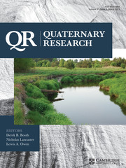 Quaternary Research Volume 91 - Issue 2 -