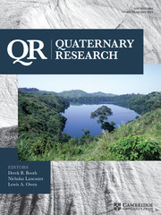 Quaternary Research Volume 93 - Issue 1 -