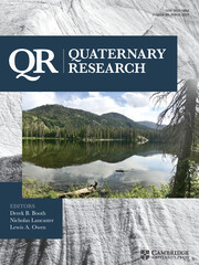 Quaternary Research Volume 94 - Issue  -
