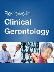 Reviews in Clinical Gerontology