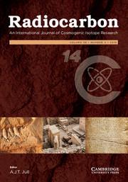 Radiocarbon Volume 58 - Issue 4 -
