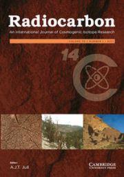 Radiocarbon Volume 59 - Issue 1 -