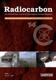 Radiocarbon Volume 61 - Issue 3 -