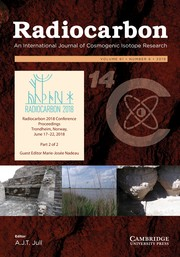 Radiocarbon Volume 61 - Issue 6 -  Radiocarbon 2018 Conference Proceedings Trondheim, Norway, June 17–22, 2018 Part 2 of 2