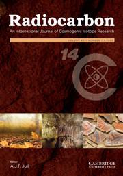 Radiocarbon Volume 62 - Issue 1 -