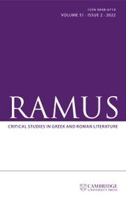 Ramus cover
