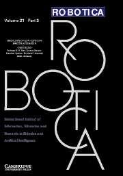 Robotica Volume 21 - Issue 3 -