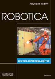 Robotica Volume 33 - Issue 10 -