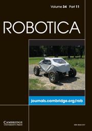 Robotica Volume 34 - Issue 11 -