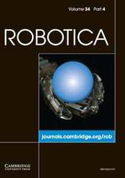 Robotica Volume 34 - Issue 4 -