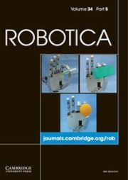 Robotica Volume 34 - Special Issue5 -  RAAD