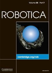 Robotica Volume 35 - Issue 7 -