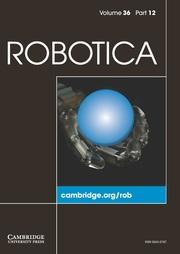 Robotica Volume 36 - Issue 12 -