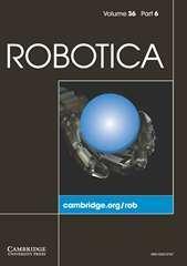 Robotica Volume 36 - Issue 6 -