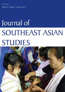 Journal of Southeast Asian Studies Volume 45 - Issue 1 -