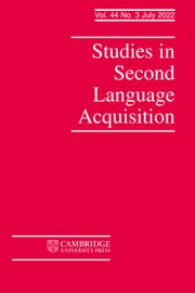 second language acquisition sla research its Looking at recent history leaves little doubt that second language acquisition (sla) research and praxes have been enlivened by a powerful dynamic of change that.