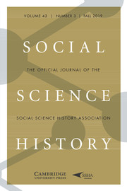 Social Science History Volume 43 - Issue 3 -  The Transformation of Petitioning