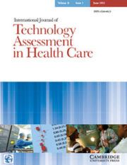 International Journal of Technology Assessment in Health Care Volume 31 - Issue 3 -