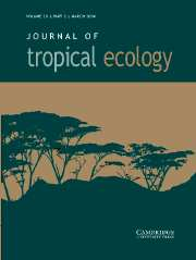 Journal of Tropical Ecology Volume 20 - Issue 2 -