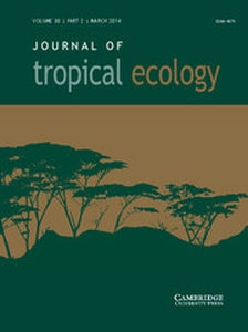 Journal of Tropical Ecology Volume 30 - Issue 2 -
