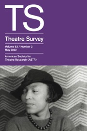 Theatre Survey